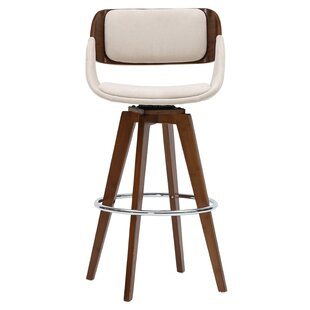 Castille 29.5 Swivel Bar Stool George Oliver
