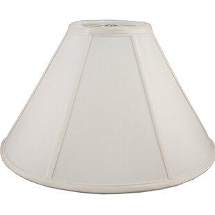 20 Faux Silk Empire Lamp Shade