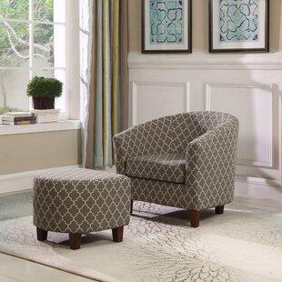Burkhart Barrel Chair