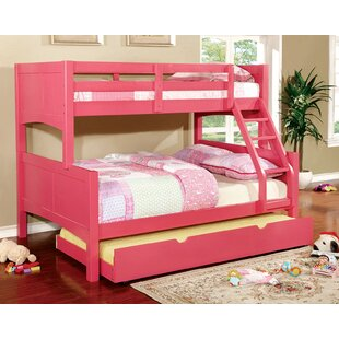 Kolb Twin Over Full Bunk Configuration Bed with Trundle by