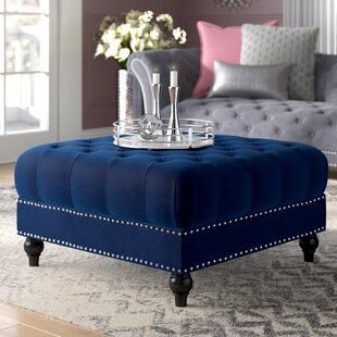 Shop For Spangler Cocktail Ottoman By Everly Quinn