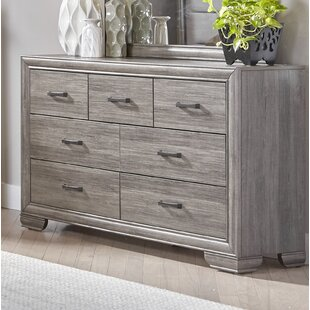 Chicora 7 Drawer Double Dresser
