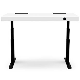 Wilner Electric Ergonomic And Fully Adjustable Standing Desk by Symple Stuff New Design