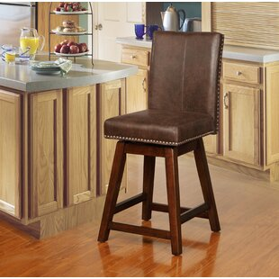 Find for Chromite 26.75 Swivel Bar Stool by Loon Peak Reviews (2019) & Buyer's Guide