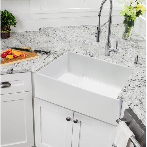 24 inch apron sink You\'ll Love in 2019 | Wayfair