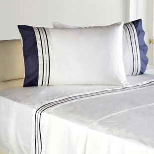 Zachery Turkish 100% Cotton Sateen Sheet Set