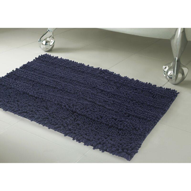Farmhouse Bath Rug Wayfair - Black contour bath rug for bathroom decorating ideas