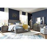 Serenity Park Platform Configurable Bedroom Set by Magnussen Furniture