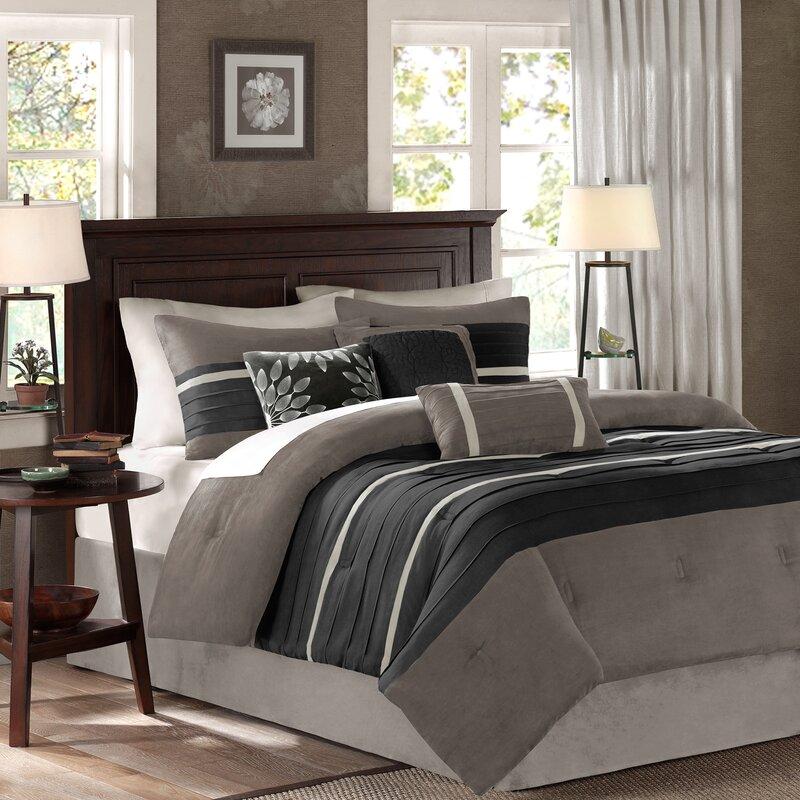 Interior Bedroom Bedding california king bedding sets youll love wayfair save to idea board