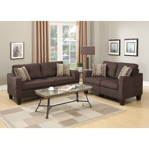 Bobkona Spencer 2 Piece Living Room Set Part 76