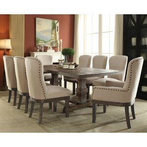 millie 9 piece dining set. Interior Design Ideas. Home Design Ideas