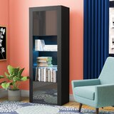 Milano Geometric Bookcase by Orren Ellis