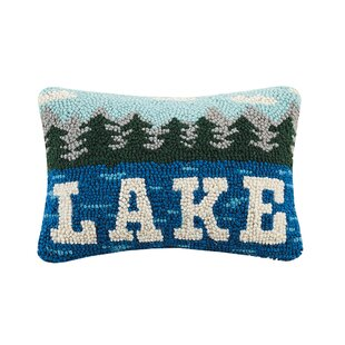 Lake Wool Pillow Wayfair