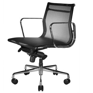 Reed Mid-Back Mesh Desk Chair by Wobi Office