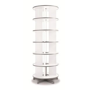 One Turn Binder and File Carousel 90 H Shelving Unit by Moll