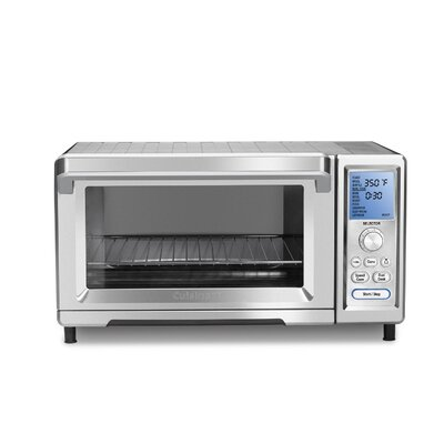 095 Cubic Foot Chefs Convection Toaster Oven Cuisinart