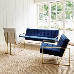 Goldfinger Configurable Living Room Set By Jonathan Adler