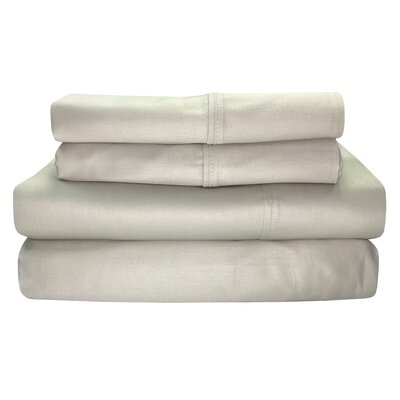 Millsboro 300 Thread Count 100% Cotton Sheet Set Alcott Hill