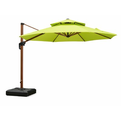 Vogt 11 Cantilever Umbrella by Canora Grey Best Choices