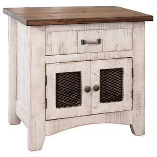 Coralie 1 Drawer Nightstand