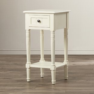 Bon Tall Skinny Side Table | Wayfair