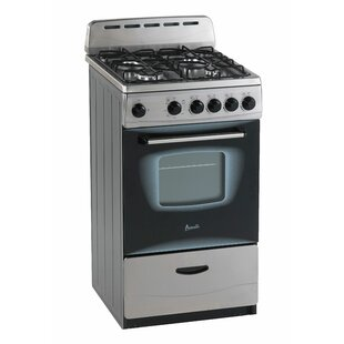 20 Free-standing Gas Range by Avanti Products