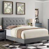 Olen Upholstered Standard Bed by Three Posts™