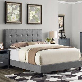 Cassandra Upholstered Standard Bed