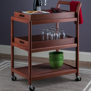 Adamsburg Entertainment Bar Cart