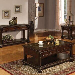 Wentz 3 Piece Coffee Table Set By Astoria Grand