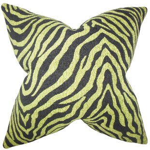 Zebra Print Pillows Wayfair