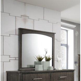 Bedfordshire Arched Dresser Mirror
