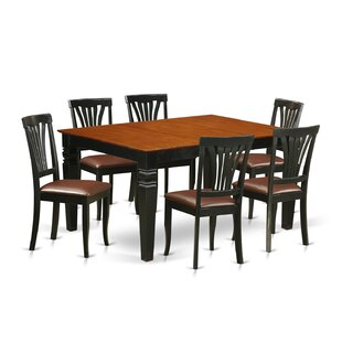 Arlen 7 Piece Dining Set DarHome Co