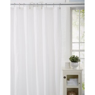 Terry Cloth Shower Curtain | Wayfair