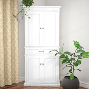 Kitchen Pantry Storage Cabinet | Pantry Cabinets You Ll Love Wayfair