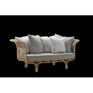 Franco Albini Belladonna Patio Sofa with Cushions