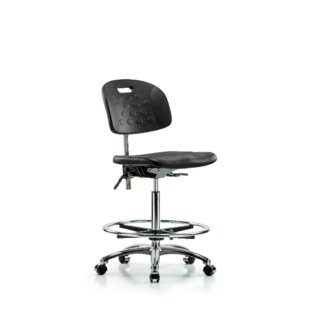 Ashly Drafting Chair by Symple Stuff Modern