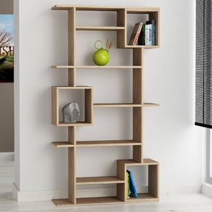 Reviews Hillary Modern Standard Bookcase ByWrought Studio