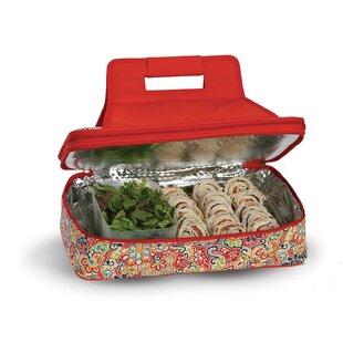Hot and Cold Food Picnic Tote Bag
