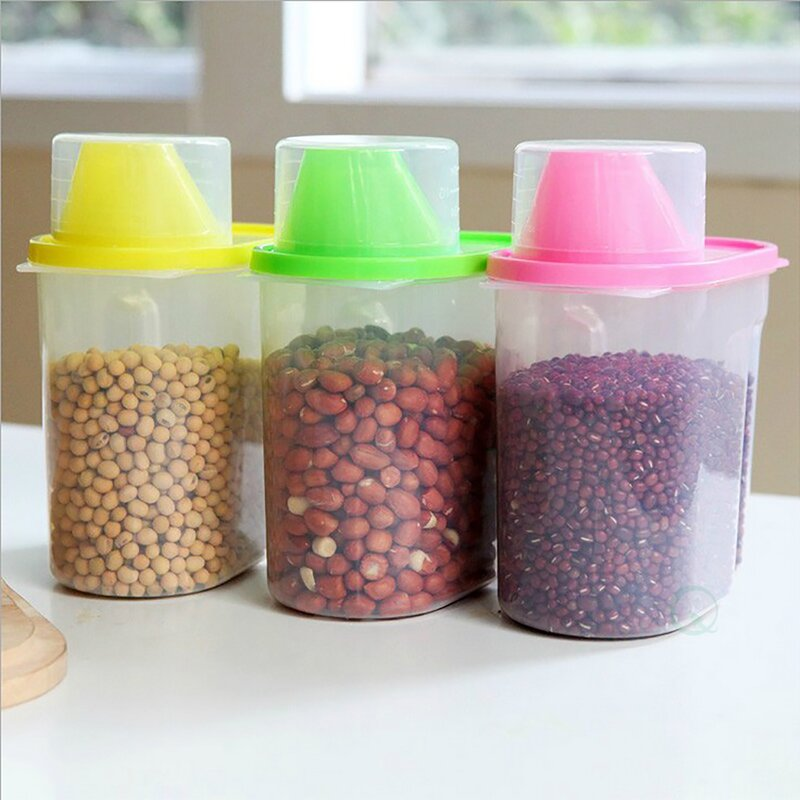 Basicwise Plastic 6 Container Food Storage Set & Reviews | Wayfair
