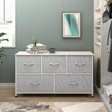 Addisyn 5 Drawer Dresser by Symple Stuff