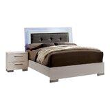 Fordland Upholstered Platform Configurable Bedroom Set by Orren Ellis