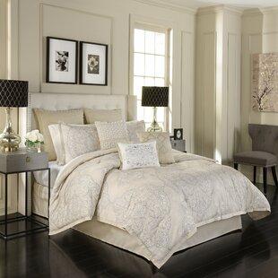 Pemberly 4 Piece Reversible Comforter Set