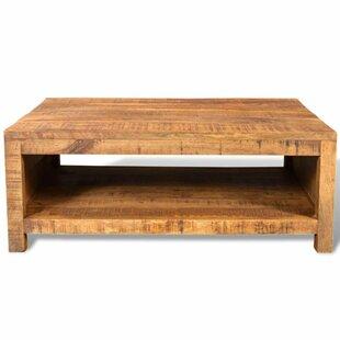 Nashville Mango Wood Coffee Table