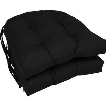 Adelia Texture Outdoor Seat Cushion Reviews Birch Lane