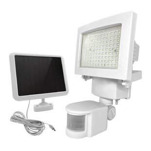 108-LED Solar Power Flood Light with Motion Sensor