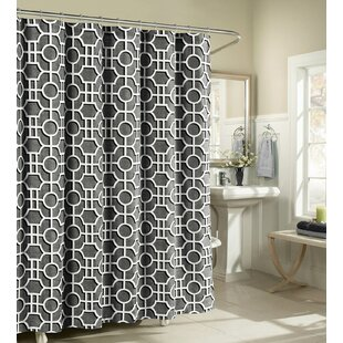 Looking for London Cotton Shower Curtain By Bath Studio