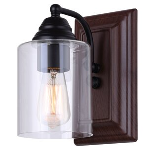 Culley 1-Light Bath Sconce by Charlton Home