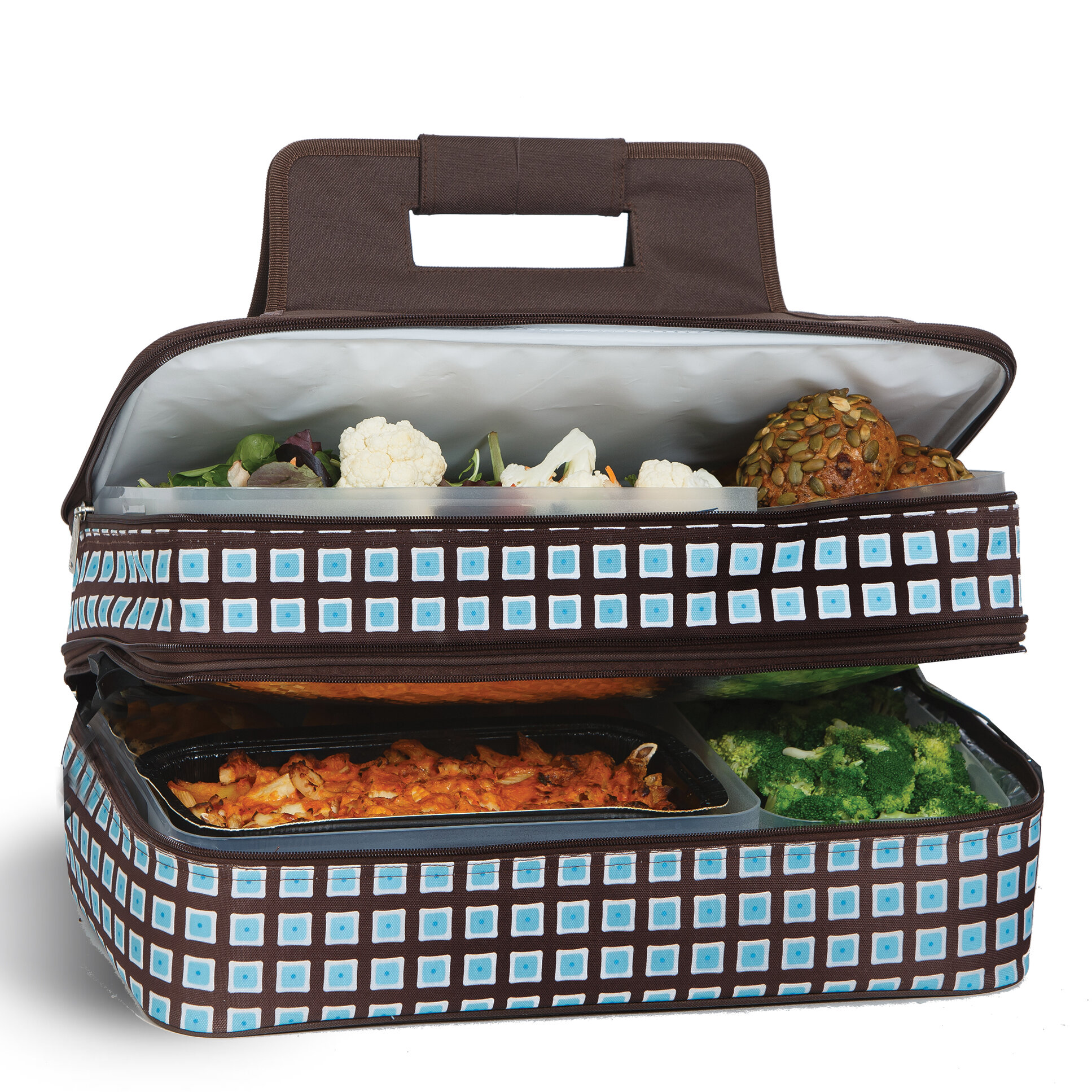 Superieur Picnic Plus By Spectrum Entertainer Hot And Cold Food Storage Container |  Wayfair