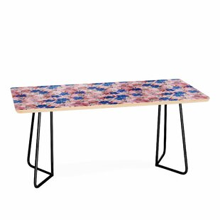 Leila Floral Coffee Table